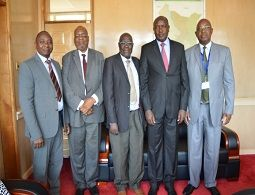 NEMA hosts Zimbabwe and Malawai