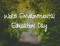 World Environmental Education Day