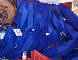 Ban on non-woven bags